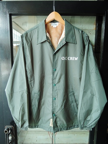 OC CREW NYLON BOA COACH JACKET (17)
