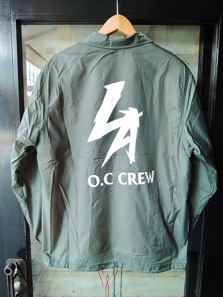 OC CREW NYLON BOA COACH JACKET (23)