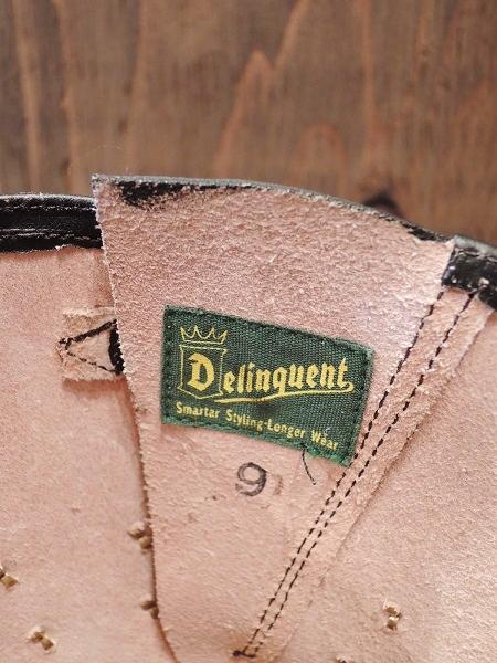 Delinquent Bros×ARROW HEAD ENGINEER BOOTS (9)