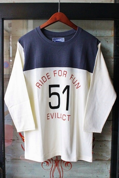 EVILACT Football Tee (7)