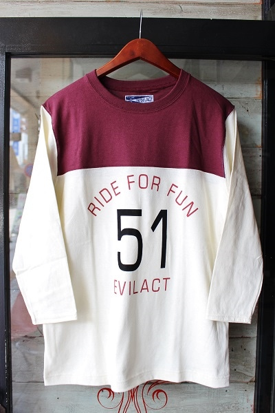EVILACT Football Tee (12)