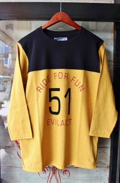 EVILACT Football Tee (2)