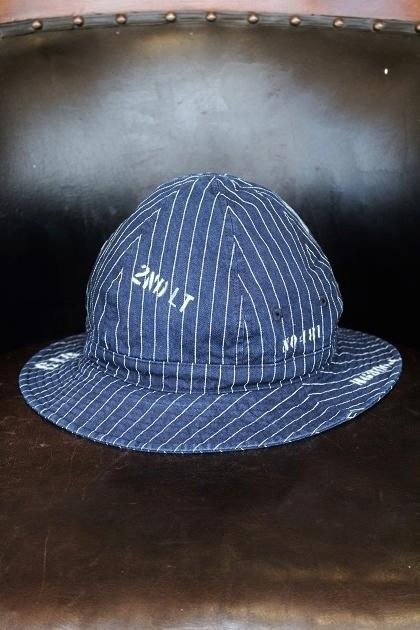 STORM BECKER 別注DECK HAT (1)