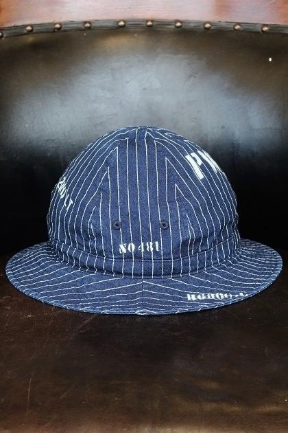 STORM BECKER 別注DECK HAT (2)