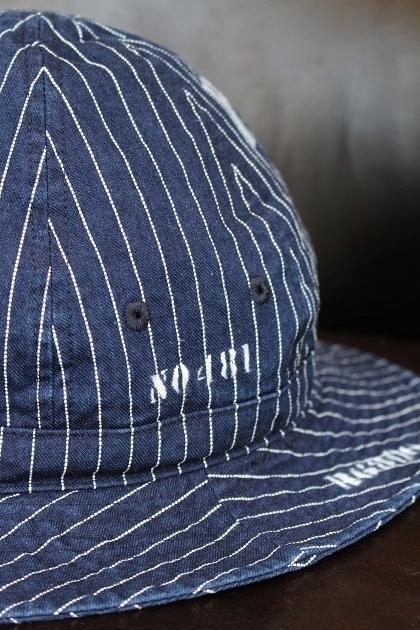 STORM BECKER 別注DECK HAT (6)