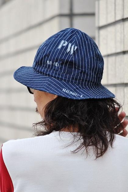 STORM BECKER 別注DECK HAT (9)