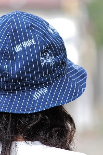 STORM BECKER 別注DECK HAT (10)