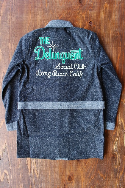 Delinquent Bros 2TONE SHOP COAT (10)