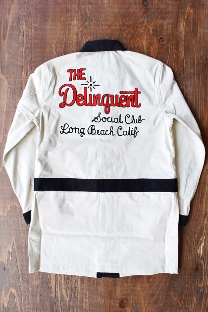 Delinquent Bros 2TONE SHOP COAT (24)