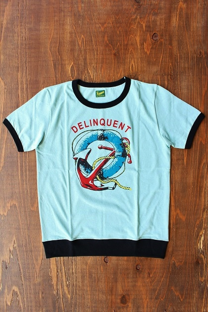 Delinquent Bros ANCHOR RIB TEE (18)