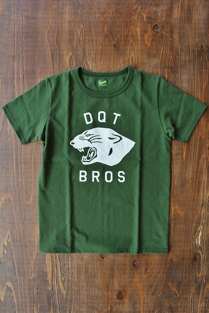 Delinquent Bros PANTHER TEE (2)