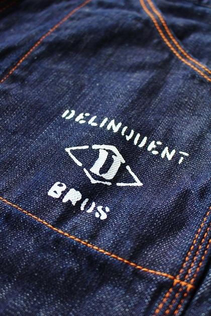 DELINQUENT BROS PAINTER PANTS (3)