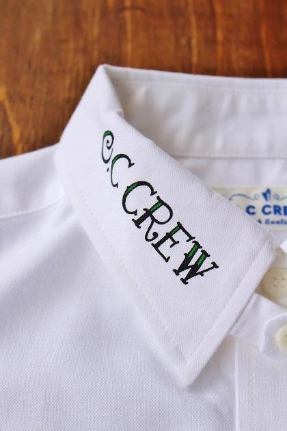 O.C CREW TAB COLLAR SHIRTS (4)