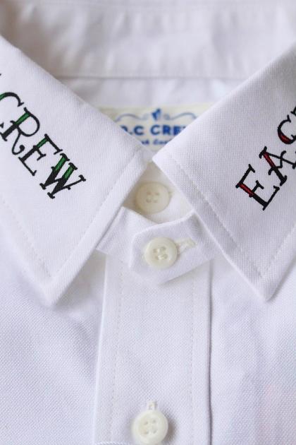 O.C CREW TAB COLLAR SHIRTS (5)