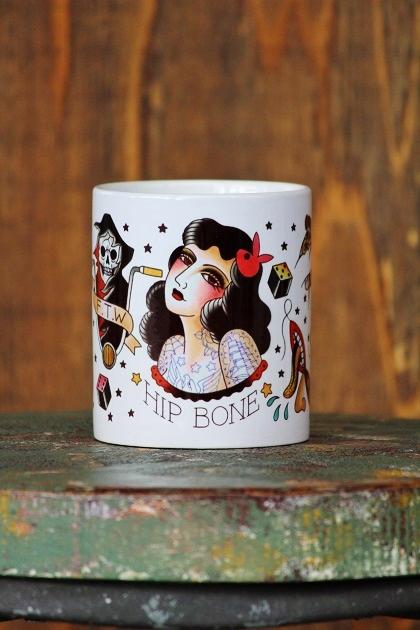 HIP BONE TATTOO MUG CUPⅡ (11)