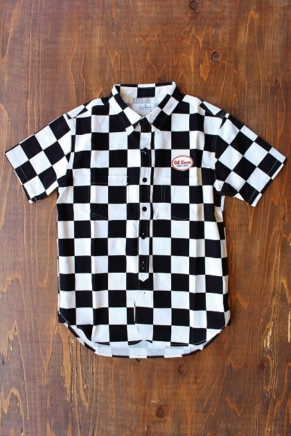OC CREW CHECKER SHIRTS (1)