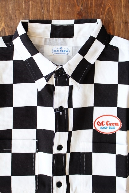 OC CREW CHECKER SHIRTS (4)