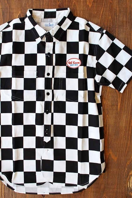 OC CREW CHECKER SHIRTS (2)