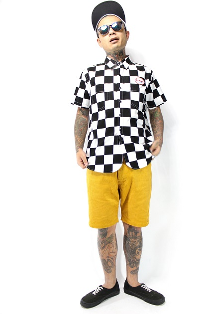 O.C CREW CHECKER SHIRTS