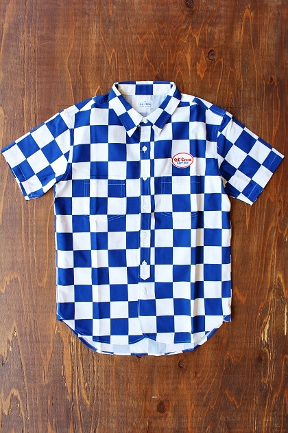 OC CREW CHECKER SHIRTS (10)