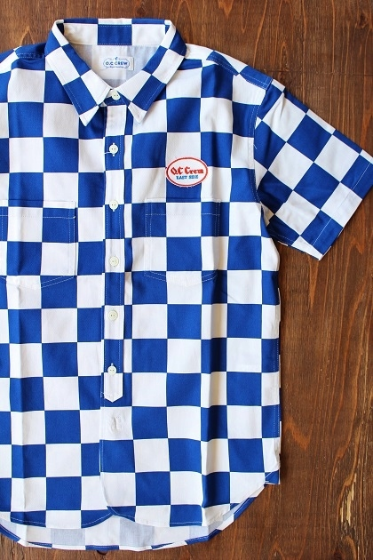 OC CREW CHECKER SHIRTS (11)