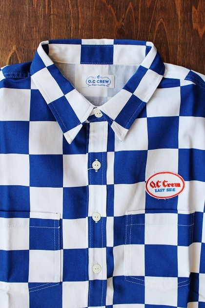 OC CREW CHECKER SHIRTS (13)