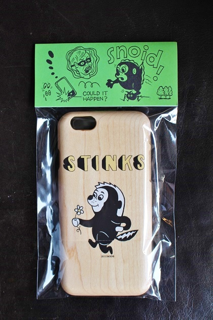 SNOID STINKS for iPhone 6 (6)