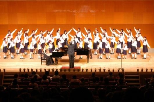 0425少年少女合唱団の定期演奏