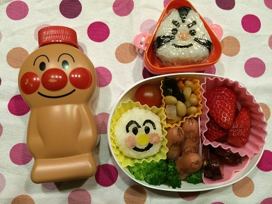 進級式お弁当2
