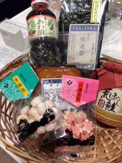 富澤デモ食材