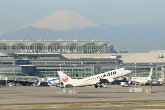 羽田から富士山-S