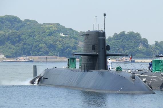 潜水艦ーS