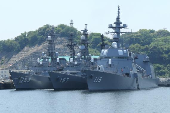 護衛艦トリオーS