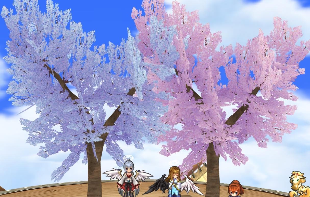 あやかし桜