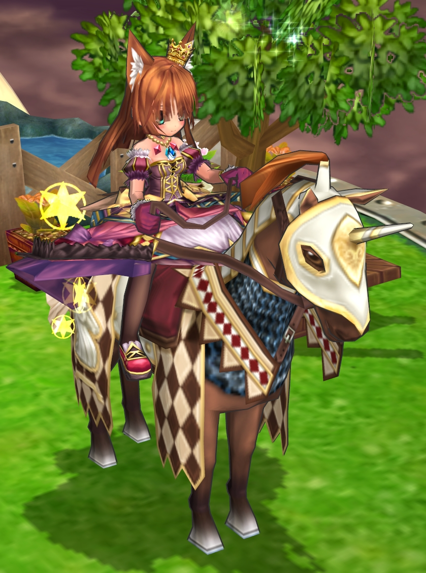 01_ナイトの騎馬