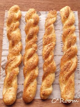 ロングパン(ハムチーズ)1