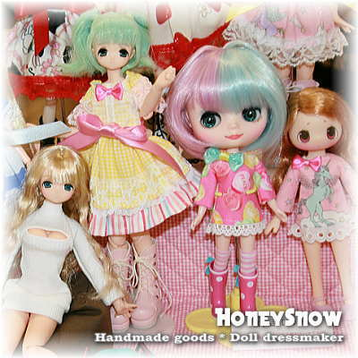 5/5 【ドールショウ43】 HoneySnow