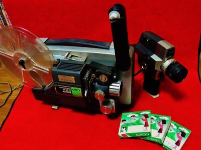 8ミリ映写機 8ミリカメラ