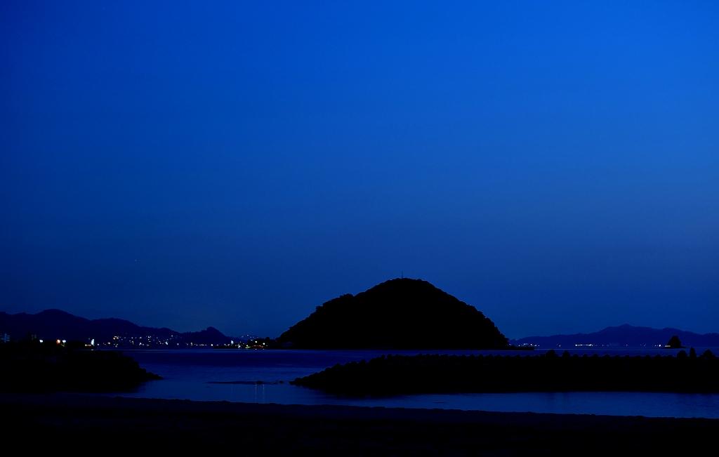 風和里夜景