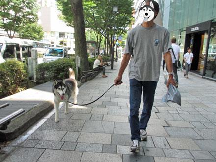 表参道散歩