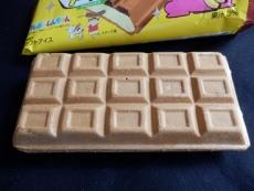 クレヨンしんちゃんチョコビアイスチョコバナナ