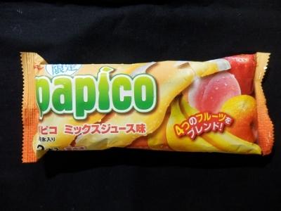 パピコミックスジュース味