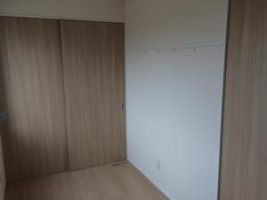 4畳子供部屋ピクチャーレール