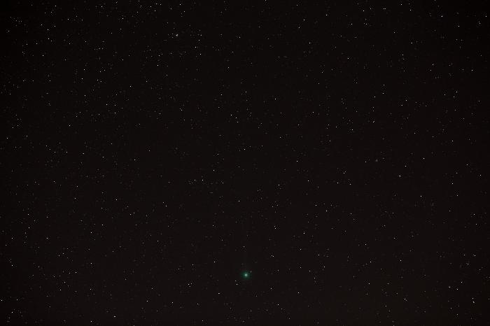 ラブジョイ彗星(C/2014Q2) 2014年12月28日