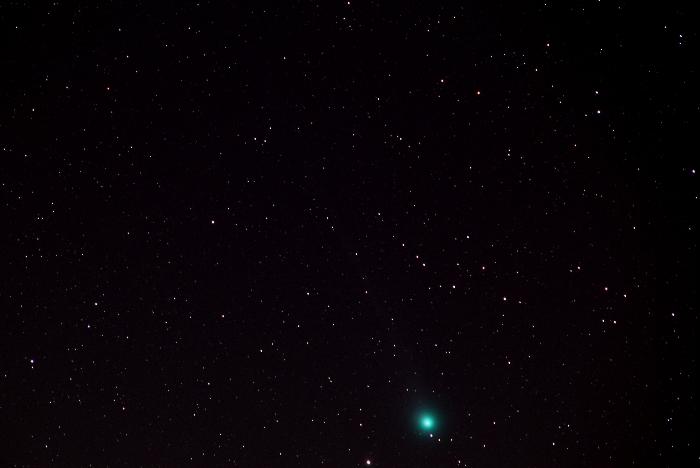 2015年1月24日のラブジョイ彗星