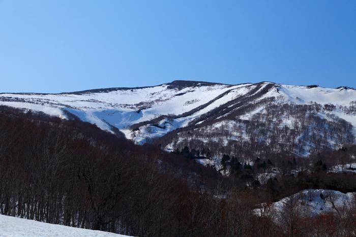 2015年4月12日東栗駒山2