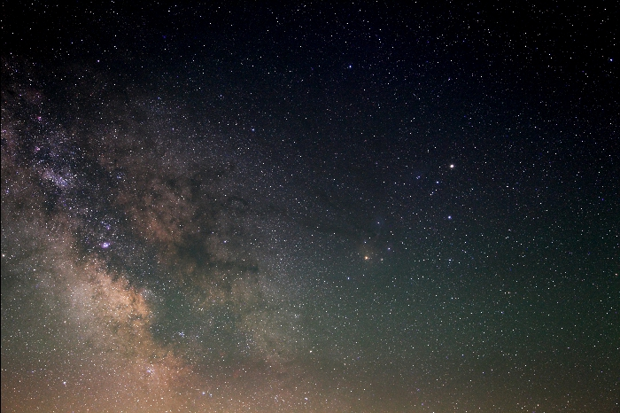 15年5月17日 天の川銀河中心部