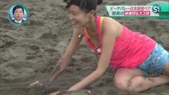 小島瑠璃子ビーチバレー画像3