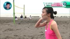 小島瑠璃子ビーチバレー画像5