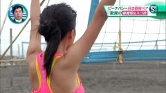 小島瑠璃子ビーチバレー画像6